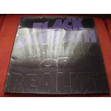 Lp Black Sabbath - Master Of Reality - 1973 Uk - 2a Edicion