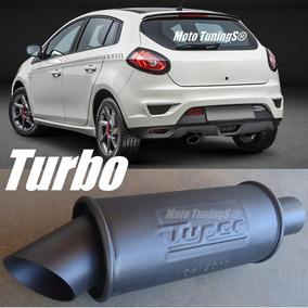 Abafador Esportivo Fiat Uno, Palio, Siena, Bravo, Punto Toro