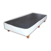 Base Sommier Box Somier Cama 1 Plaza 80 X 190