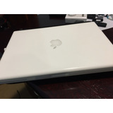 Macbook White 500gb Disco Duro 4gb De Ram, Intel