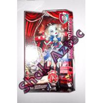 Frankie Freak Du Chic, Circo Monstr Monster High Nueva!!!