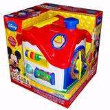La Casa De Mickey Mouse - Casita Con Actividades !!!