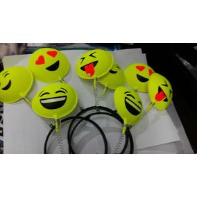 Vincha Temática Emojis O Emoticon
