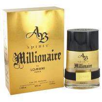Perfume Spirit Millionaire Lomani 100ml Masculino Original