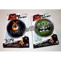 Figuras Angry Birds De Vinil, Coleccionables, Spin Master!!