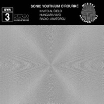 Sonic Youth Invito Al Cielo Cd Importado Hungria Dhl Gratis