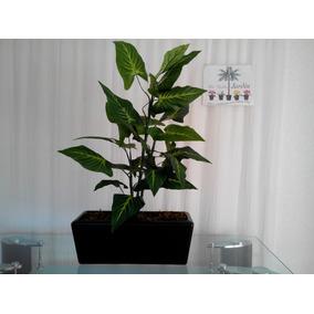 Planta jardinera con flores artificiales en mercado libre - Jardineras con plantas ...