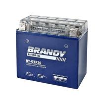 Bateria Brandy Gel By-gtx20 (harley Davidson 1340 Flst Serie