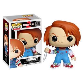 Chucky Boneco Pop De Vinil Da Funko 10cms *pronta Entrega*