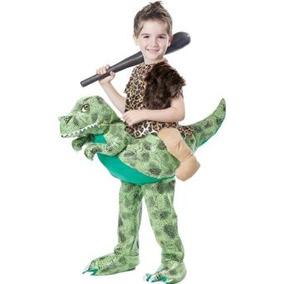 Disfraz Para Niño Traje Del Niño Dinosaurio Del Jinete