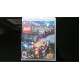 Lego The Hobbit Ps3 Nuevo Sellado