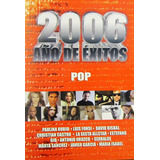 Varios Artistas - 2006 Año De Éxitos Pop Dvd Imp Usa