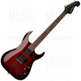 Guitarra Electrica Washburn X50qwb - 2 Micrófonos Dobles