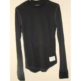 Sweater Aeropostale Original Talla Xs Color Negro