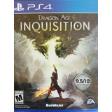 Dragon Age Inquisition Ps4 Nuevo Sellado Delivery Stock Ya