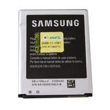 Bateria Celular Samsung Galaxy S3 I9300 Eb-l1g6llu Siii