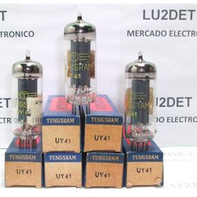 Valvulas Electronicas Uy41 31a3 V311 Nos Nib Tungsram