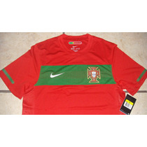 Jersey Nike Seleccion Portugal 2012 Local Ronaldo 100%origin