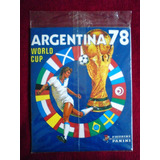 Promoçao Copa Do Mundo, Album Argentina 78 Panini Original