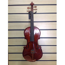 Violino Cantelli 4/4 Can-vo-11 Completo Com Estojo