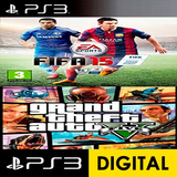 Fifa 15 + Grand Theft Auto V Oferta !!!