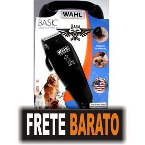 Kit Maquina De Tosa Wahl110v Cães Gatos Animais.produto Novo