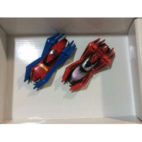 Carrera Go!!! 6145-p Carrinho Autorama Spider Man ( 2 ) 1:43
