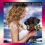 Revenge 3ª Temporada - Dublado E Legendado - 7 Dvds