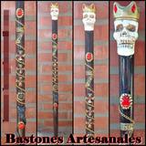 Bastones Exu Rey