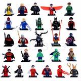 Figuras Marvel - Set 26 Figuras
