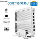 Mini Pc Servidor Mikro Portable I5 Hdd500gb,16gram, 2x Rj-45