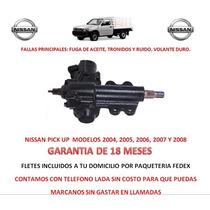 Caja Sinfin Direccion Hidraulica Nissan Pick Up Estaquita