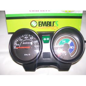 Painel Completo Velocímetro Honda Cg Fan 150 Até 2013