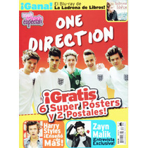One Direction Revista Oficial (junio 2014) / Nueva/ Original
