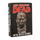 Abridor De Garrafas Pet Zombie Waking Dead Diamond Select