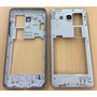 Carcasa Trasera Con Borde Plateado Samsung Grand Prime G530