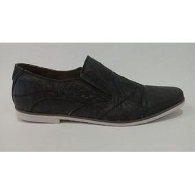 Zapato Vestir Cuero Con Elástico Art 3002. Marca Blood South