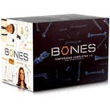 Bones Coleção Completa Da 1 A 5 Temp 29 Dvs Lacrado
