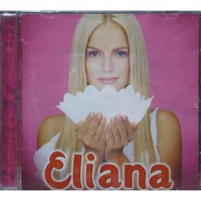Eliana - Cd O Elefante E A Formiguinha - 2001