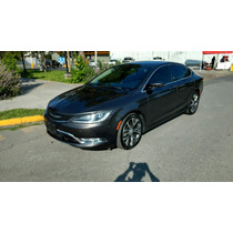 Chrysler 200 Advance 3.6 Qc Gps Rin 19 2015