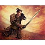 Traje Samurai (para Armar En Papercraft)