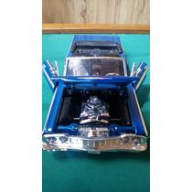 Carro De Coleccion Chevrolet Impala 1965 1:24