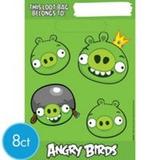 Bolsas Angry Bird Piñata Cotillón Importadas El Paq Trae 8