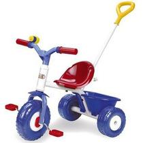 Triciclo Blue Y Pink Metal Trotylkids Minorista