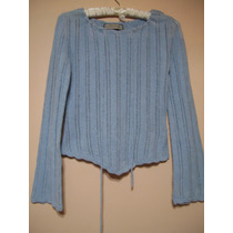 Sweter Mujer Talle S En Acrilico