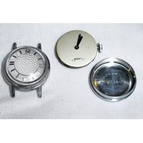 Caja Y Maquinaria De Reloj Suizo Webster Encuerdado Oferta