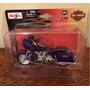 Colección Motos Harley Davidson, Maisto 1/18 Metal, Orig