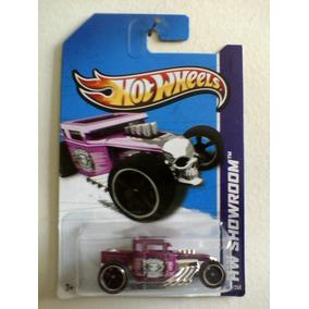 Bone Shaker Super Th - Treasure Hunt Hot Wheels 2013
