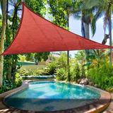 Toldo Lona Tela Sombreamento Triangulo,piscinas,garagem