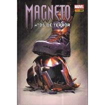 Livro Magneto - Atos De Terror (52856)